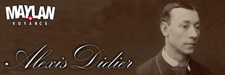 Le célèbre voyant Alexis Didier